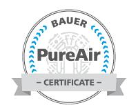 Certificado Pure Air